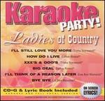 Karaoke Party! Ladies of Country
