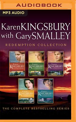 Karen Kingsbury Redemption Series Collection: Redemption, Remember, Return, Rejoice, Reunion - Kingsbury, Karen, and Smalley, Gary, and Burr, Sandra (Read by)