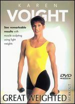 Karen Voight: Great Weighted Workout