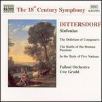 Karl Ditters von Dittersdorf: The Descriptive Sinfonias