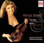 Katrin Scholz: Saint-Saens & Martinu Concertos
