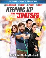 Keeping Up with the Joneses [Includes Digital Copy] [Blu-ray/DVD] - Greg Mottola