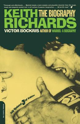 Keith Richards: The Biography - Bockris, Victor