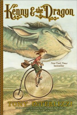 Kenny & the Dragon - DiTerlizzi, Tony