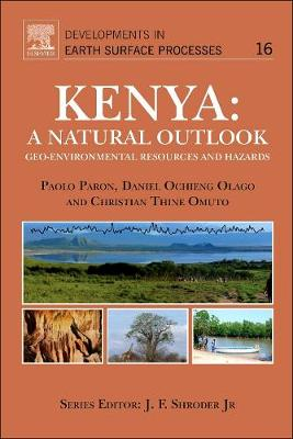 Kenya: A Natural Outlook: Volume 16: Geo-Environmental Resources and Hazards -