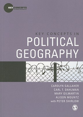 Key Concepts in Political Geography - Gallaher, Carolyn
