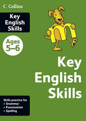 Key English Skills Age 5-6 -