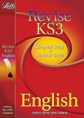 Key Stage 3 English Study Guide - Jordan, Kath