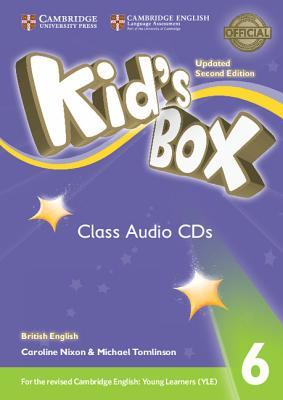 Kid's Box: Level 6 - Nixon, Caroline