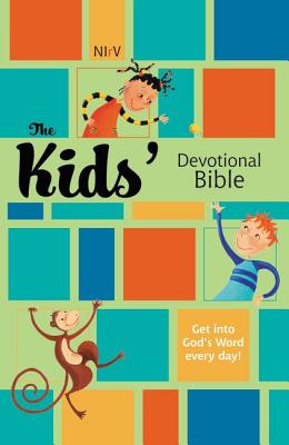 Kids' Devotional Bible-NIRV - Zondervan