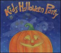 Kids Halloween Party - Various Artists