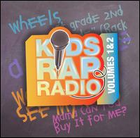 Kids Rap Radio, Vols. 1-2 - Various Artists