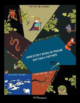 Kids Story Book of Poems: Rhythm & Rhymes - Thompson, Jd