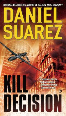 Kill Decision - Suarez, Daniel