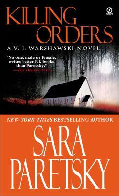 Killing Orders - Paretsky, Sara