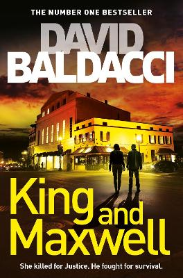 King and Maxwell - Baldacci, David
