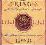 King Hillbilly Bop 'n' Boogie:  King/Federal's Roots of Rockabilly 1944-1956