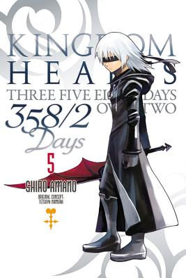 Kingdom Hearts 358/2 Days, Vol. 5 - Amano, Shiro