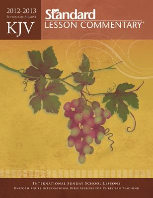 KJV Standard Lesson Commentary - Nickelson, Ronald L (Editor), and Underwood, Jonathan (Editor)