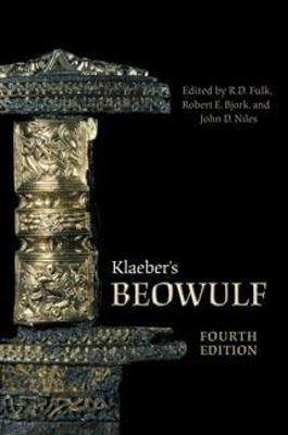 Klaeber's Beowulf - Fulk, R D (Editor)