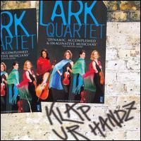 Klap Ur Handz - Lark Quartet; Yousif Sheronick (percussion)