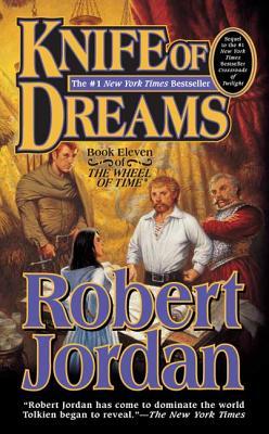 Knife of Dreams - Jordan, Robert, Professor