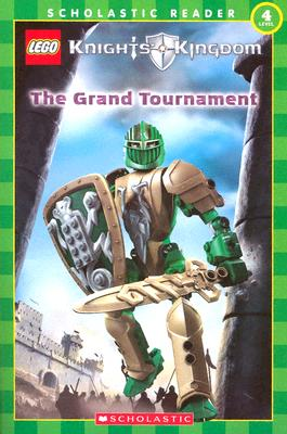 Knights' Kingdom Reader #2: The Grand Tournament - Lipkowitz, Daniel