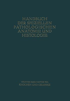 Knochen Und Gelenke - Axhausen, G (Revised by)