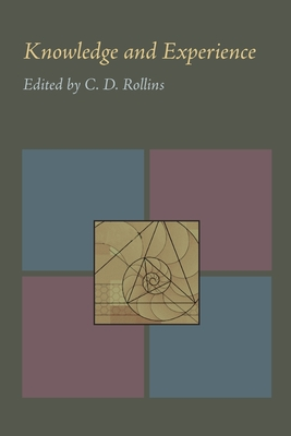 Knowledge and Experience - Rollins, C D (Editor)