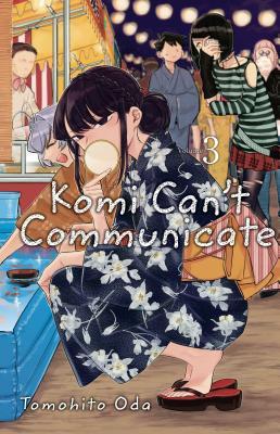 Komi Can't Communicate, Vol. 3 - Oda, Tomohito