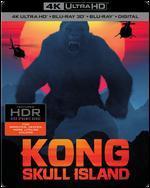 Kong: Skull Island - SteelBook [Digital Copy] [3D] [4K Ultra HD Blu-ray/Blu-ray] [Only @ Best Buy]