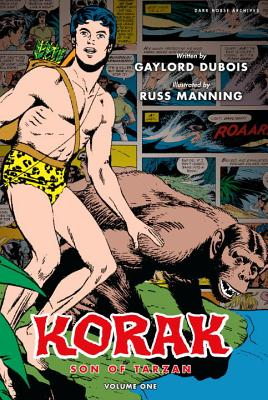 Korak, Son of Tarzan Archives Volume 1 - DuBois, Gaylord