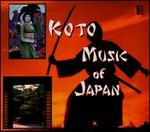 Koto Music of Japan [Delta 2 CD]