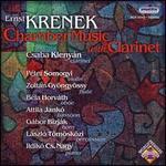 Krenek: Chamber Music with Clarinet