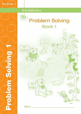 KS1 Problem Solving Book 1 - Forster, Anne, and Martin, Paul