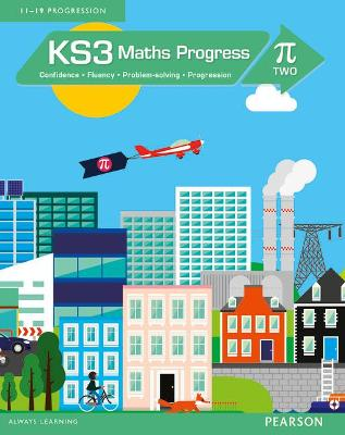KS3 Maths Progress Student Book Pi 2 -