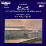 Kuhlau: Piano Quartets