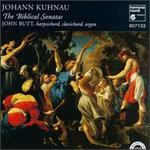 Kuhnau: The Biblical Sonatas