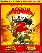 Kung Fu Panda 2 [2 Discs] [Blu-ray/DVD] - Jennifer Yuh Nelson
