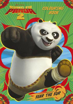 Kung Fu Panda 2: Colouring Book - DreamWorks Animation