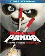 Kung Fu Panda: Ultimate Collection of Awesomeness [With Movie Money] [Blu-ray/DVD]