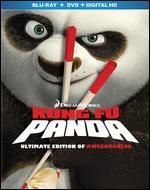 Kung Fu Panda [With Movie Money] [Blu-ray/DVD]