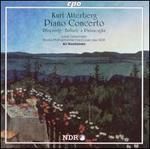 Kurt Atterburg: Piano Concerto