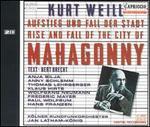 Kurt Weill: Aufstieg und Fall der Stadt Mahagonny