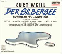 Kurt Weill: Der Silbersee - Andrea Andonian (vocals); Dariusz Niemirowicz (vocals); Elizabeth Eaton (vocals); Eva Tamassy (vocals);...