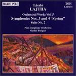 L�szl� Lajtha: Orchestral Works, Vol. 5