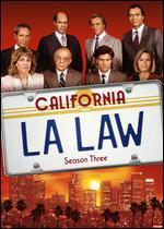 L.A. Law: Season Three [5 Discs]