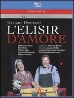 L' Elisir d'Amore [Blu-ray]