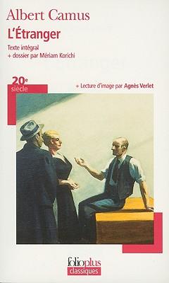 L' Etranger - Camus, Albert
