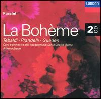 La Bohème - Fernando Corena (vocals); Giacinto Prandelli (vocals); Giovanni Inghilleri (vocals); Hilde Güden (vocals);...